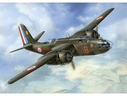 Special Hobby Boston Mk.IV/V 'The Last Version in RAF and Free French Service' 1:72 (72413)