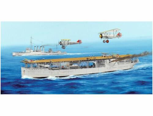 Trumpeter Aircraft Carrier USS Langley CV-1 1:350 (5631)