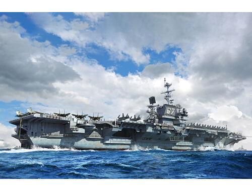 Trumpeter USS John F. Kennedy CV-67 1:700 (6716)