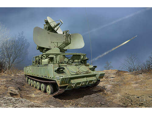 Trumpeter Russian 1S91 SURN KUB Radar 1:35 (09571)