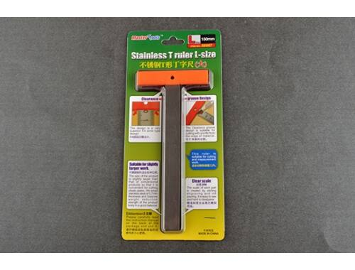 Trumpeter Master Tools Stainless T Ruler L-size (9987)