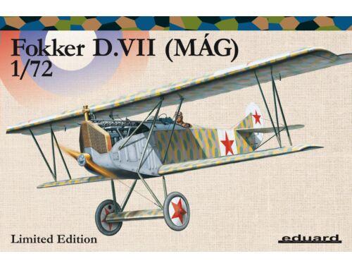 Eduard Fokker D.VII (MÁG) 1:72 2128
