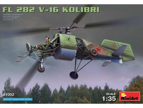 MiniArt Fl 282 V-16 Kolibri 1:35 (41002)