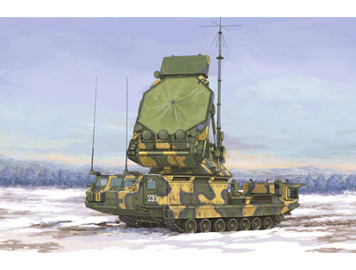 Trumpeter Russian S-300V 9S32 SAM 1:35 (9522)
