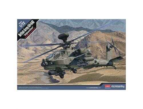 Academy British Army AH-64D Afghanistan 1:72 (12537)