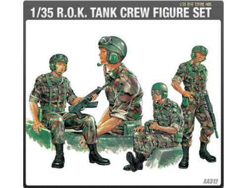 Academy ROK Tank Crew 1:35 (13251)