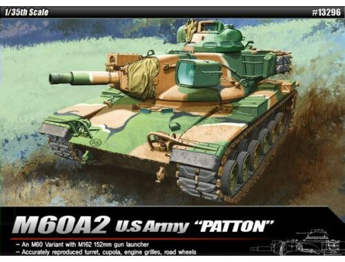 Academy M60A2 US Army Patton 1:35 (13296)