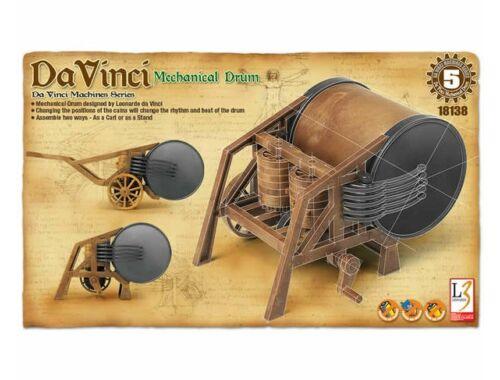 Academy Da Vinci Mechanical Drum (18138)