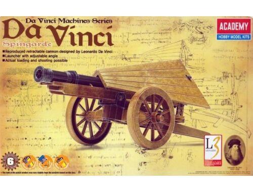 Academy Da Vinci Spingarde (18142)