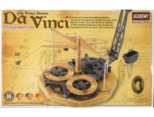 Academy Da Vinci Pendulum Clock (18157)