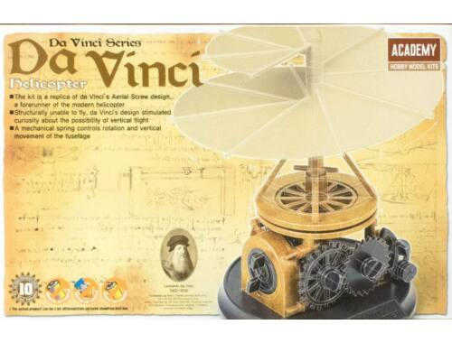 Academy Da Vinci Helicopter (18159)