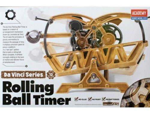 Academy Da Vinci Rolling Ball Timer (18174)