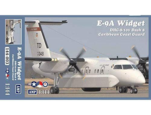 Mikro Mir E-9A Widget/DHC-8-106 Dash 8 1:144 (144-003)