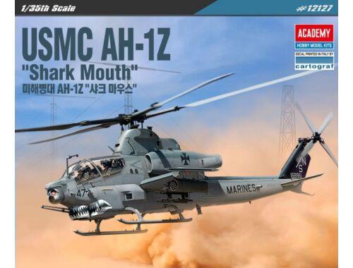 Academy USMC AH-1Z Shark Mouth 1:35 (12127)
