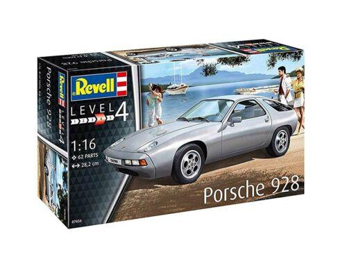 Revell Porsche 928 1:16 (07656)