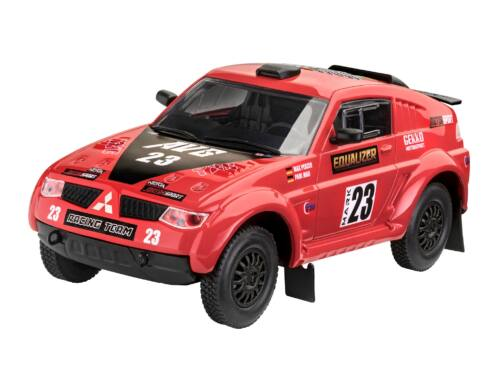 Revell Build n Play Rallye Racer 1:32 (06401)