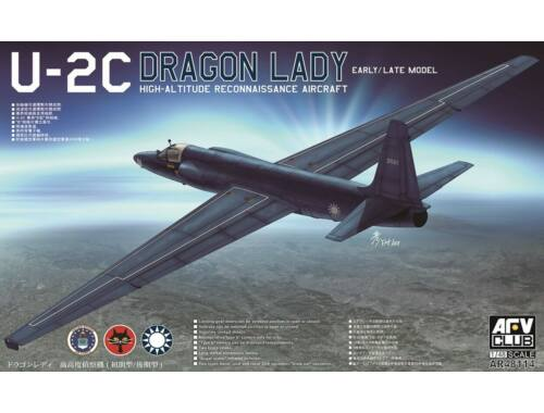 AFV-Club U2 C Dragon Lady 1:48 (AR48114)