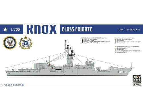 AFV-Club KNOX CLASS FRIGATES 1:700 (SE70002)