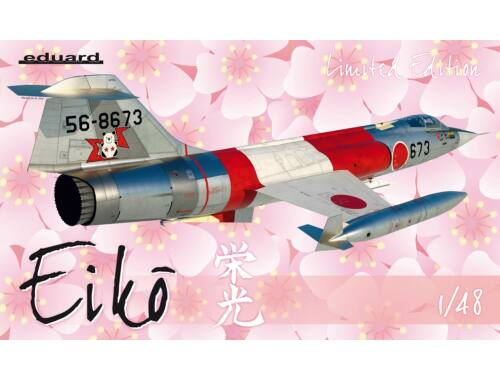 Eduard Eiko F-104J in Japanese service Limited Edition 1:48 (11130)