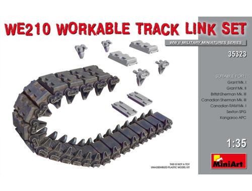 MiniArt WE210 Workable Track Link Set 1:35 (35323)