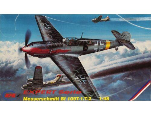 MPM Messerschmitt Bf 109 T-1/ T-2 1:48 (4823)