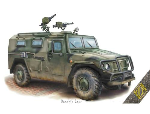 ACE STS Tiger 233014 armored vehicle 1:72 (72177)