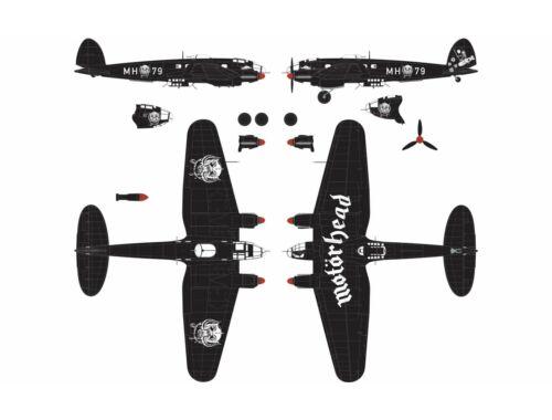 Airfix He111 H-6 Motorhead Bomber Special V2 1:72 (A07007B)
