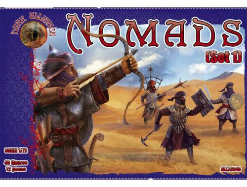 ALLIANCE Nomads. Set 1 1:72 (72048)