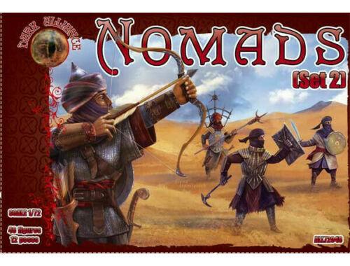 ALLIANCE Nomads. Set 2 1:72 (72049)