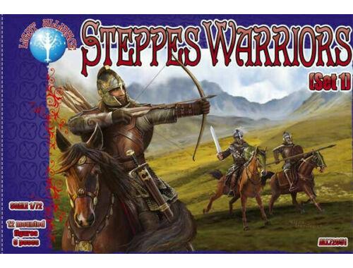 ALLIANCE Steppes Warriors. Set 1 1:72 (72051)