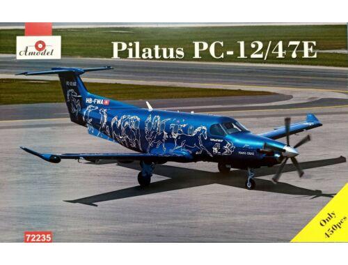 Amodel Pilatus PC-12/47E 1:72 (72235)