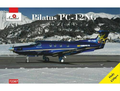 Amodel Pilatus PS-12NC 1:72 (72367)