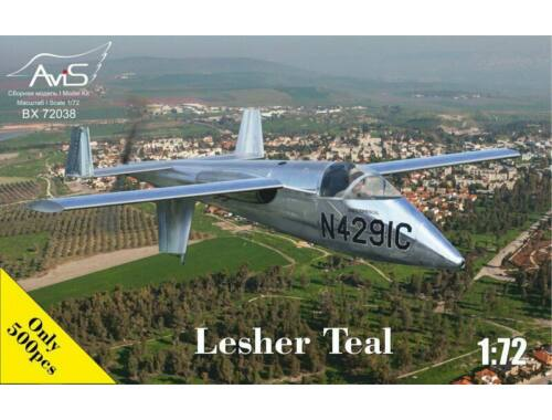 Avis Lesher Teal 1:72 (AV72038)