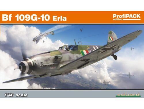 Eduard Bf 109G-10 Erla, Profipack 1:48 (82164)