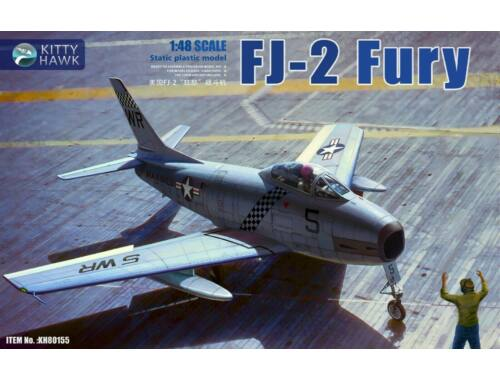 Kitty Hawk FJ-2 Fury 1:48 (80155)