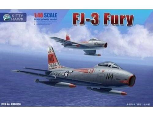 Kitty Hawk FJ-3 Fury 1:48 (80156)