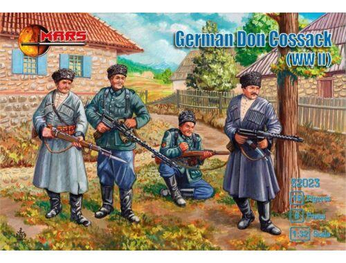 Mars German Don Cossack WWII 1:32 (32023)
