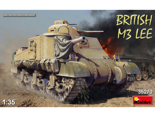 MiniArt British M3 Lee. 1:35 (35270)