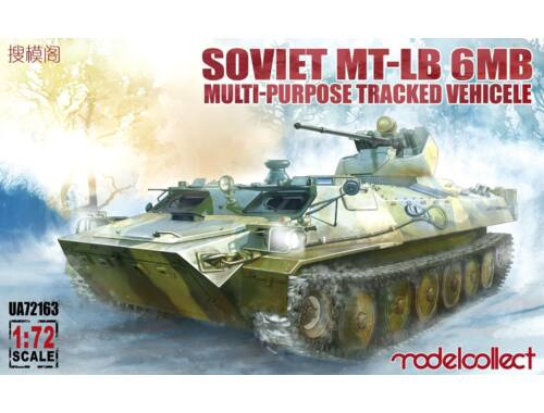 Modelcollect Soviet MT-LB 6MB multi-purpose tracked Vehicle 1:72 (UA72163)