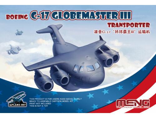 MENG Boeing C-17 Globemaster III Transporter (mPLANE-007)