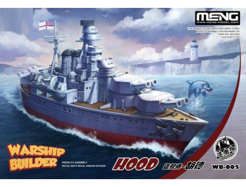 MENG Warship Builder Hood (WB-005)