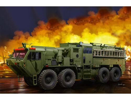 Trumpeter M1142 HEMTT TFFT (Tactical Fire Fighting Truck) 1:35 (1067)