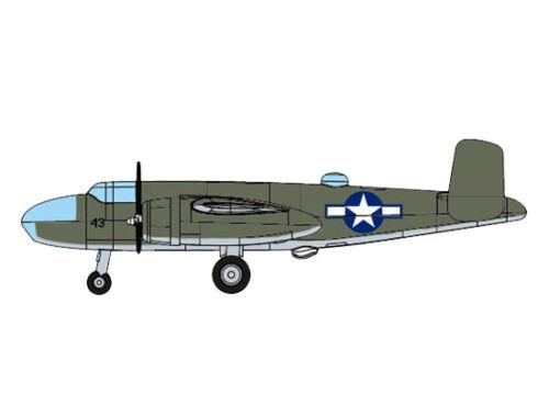 Trumpeter B-25 1:350 (6401)