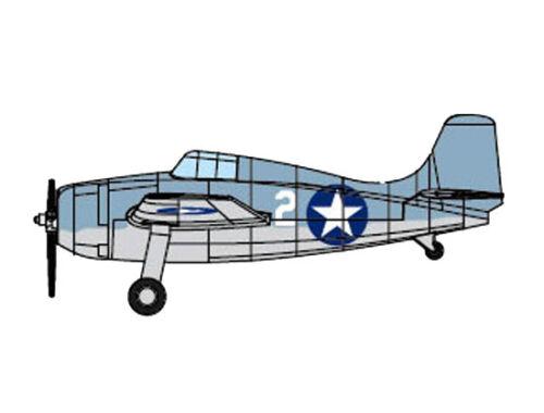 Trumpeter F4F-4 WILDCAT 1:350 (6402)