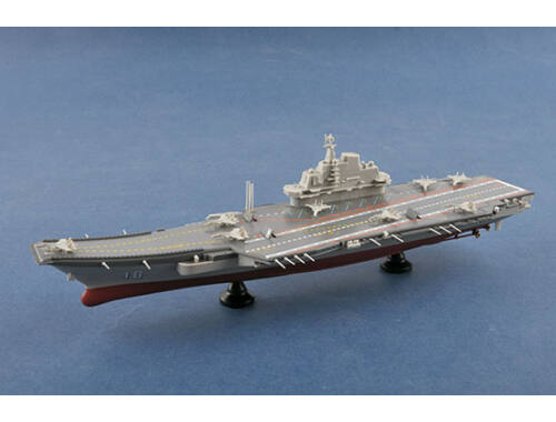 Trumpeter PLA Navy Aircraft Carrier LiaoNing CV-16 RAF Sept.1941 1:1000 (7313)