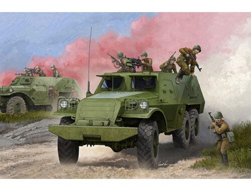 Trumpeter Soviet BTR-152B1 APC 1:35 (9573)