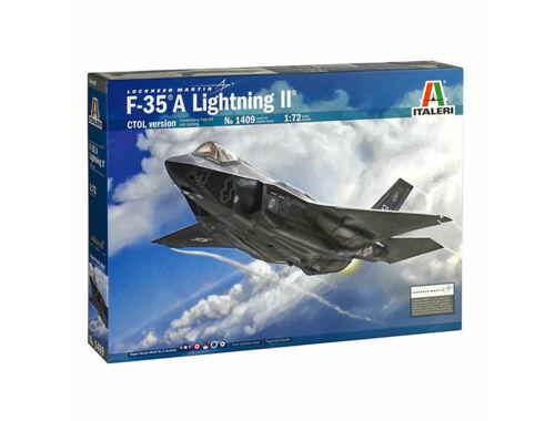 Italeri F-35A Lighting II CTOL 1:72 (1409)