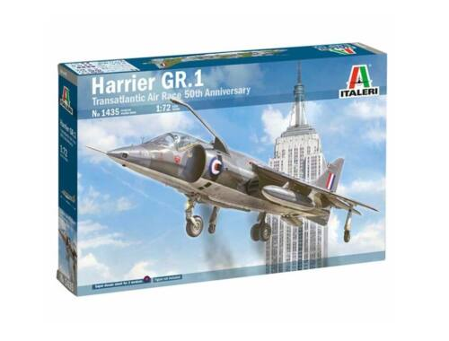 Italeri Harrier Gr.1 1:72 (1435)