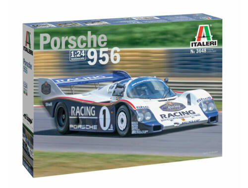 Italeri Porsche 956 1:24 (3648)