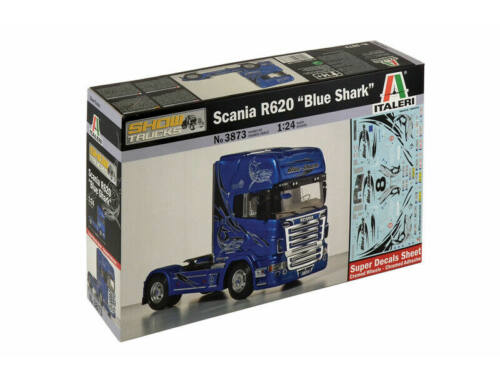 Italeri Scania R620 Blue Shark 1:24 (3873)